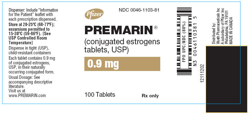 PRINCIPAL DISPLAY PANEL - 0.9 MG – LABEL