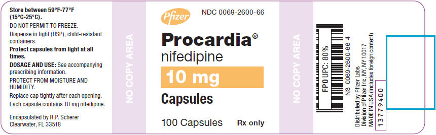 PRINCIPAL DISPLAY PANEL - 10 mg Bottle Label